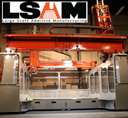 Thermwood LSAM Additive Manufacturing System