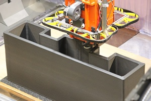 Thermwood LSAM can easily print very large parts