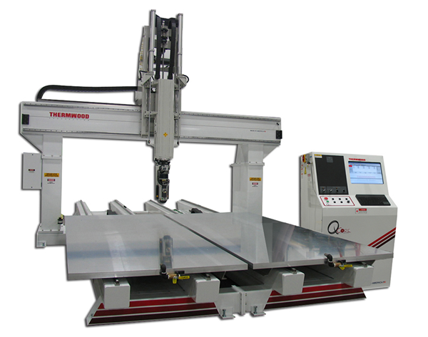 Thermwood Model 90 5'x12' 5 Axis CNC Router