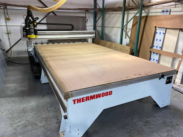 Thermwood MTR 21 at Rind Routing