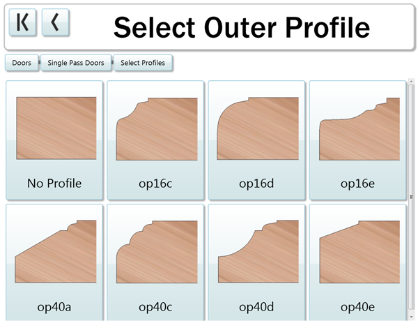 The Cut Center can help choose your profile for you