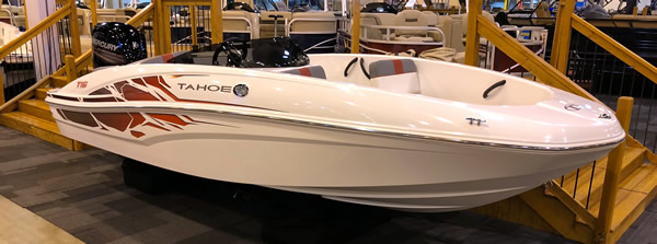 Tahoe Boats T16, which was designed and built in the US.