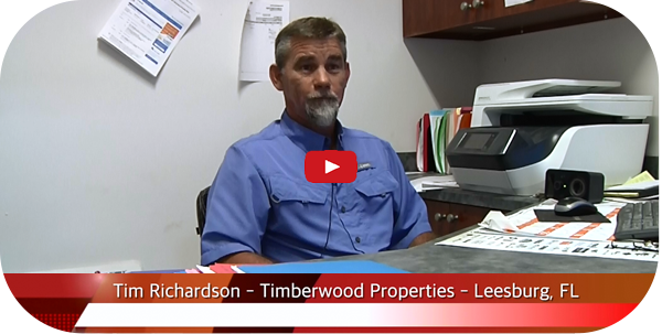 Tim Richardson of Timberwood Properties on their new Thermwood Cut Center